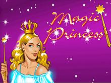 игровой автомат Magic Princess / Принцесса Магии / Принцесса / Чародейка