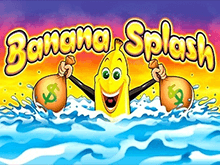 игровой автомат Banana Splash / Банана Сплэш / Желтый Банан