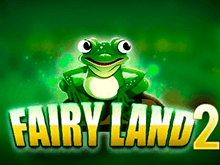игровой автомат Fairy Land 2 / Лягушки 2
