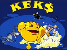 игровой автомат Keks / Кекс / Колобок