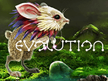 игровой автомат Evolution / Эволюция