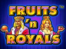 игровой автомат Fruits and Royals / Фрукты И Короли