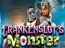 игровой автомат Frankenslot's Monster / Чудовище Франкенслота