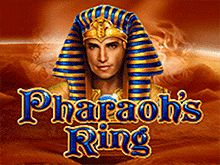 игровой автомат Pharaoh's Ring / Кольцо Фараона