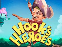 игровой автомат Hook's Heroes / Герои Крюка